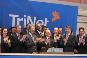 Trinet Goes Public - Martin Babinec