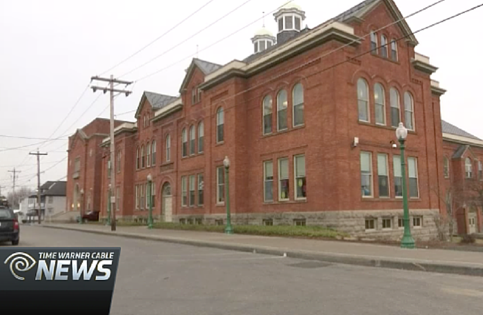 Time Warner Cable News |$80,000 Donation Lightens Load for Little Falls City School District
