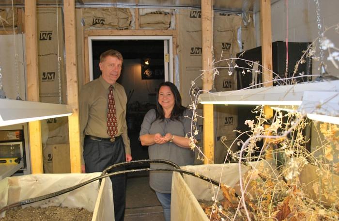 Underground Greens Startup - Martin & Christina