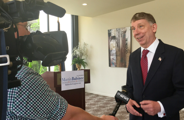 Marin Babinec Announces Upstate Jobs Party