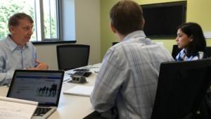 Martin Babinec Mentors StartFast Team Appvuze