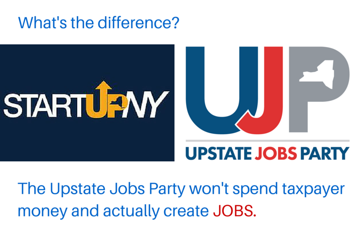 Start-Up NY Report | Statement by Martin Babinec for Congress