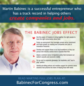 Babinec JOBS Effect Plan