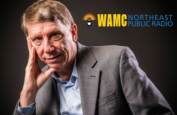 WAMC: Congressional Corner with Martin Babinec