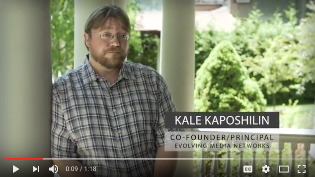 Kale Kaposhilin: Upstate Job Creator Video Testimonial for Martin Babinec