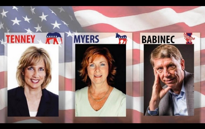 Utica OD: Tenney, Myers, Babinec square off on education
