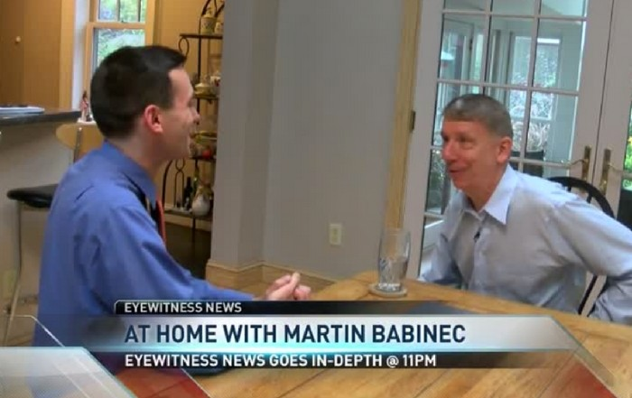 WUTR: Special Report, At Home with Martin Babinec
