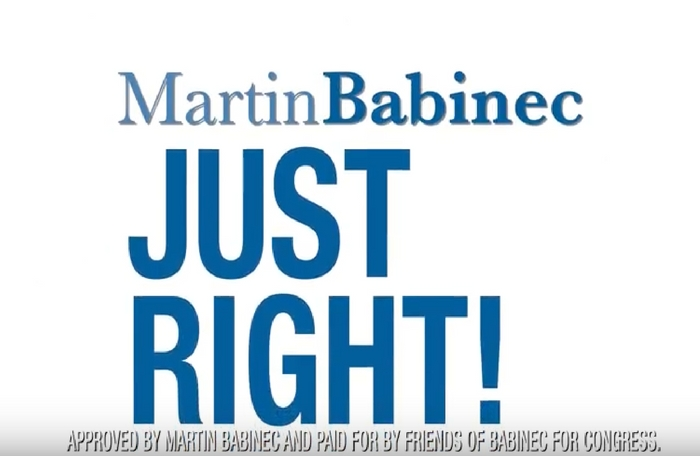 Babinec TV Ad: Just Right!