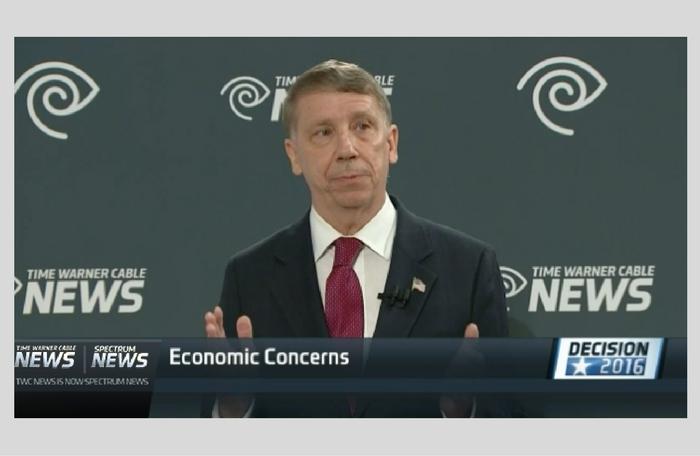 TWC News: Video of 22nd Congressional Debate
