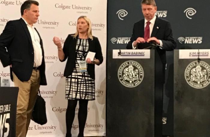 Utica OD: Jobs, Terrorism, Nanotech Highlight Congressional Debate
